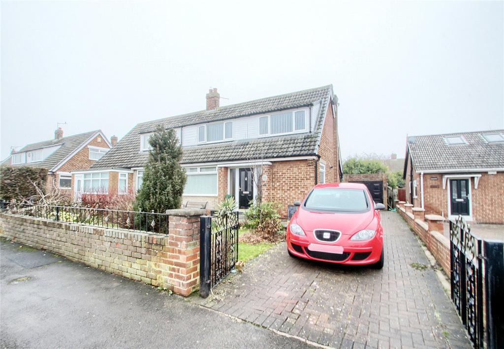 3 Bedrooms Semi Detached House for sale in Fairville Road, Stockton-on-Tees