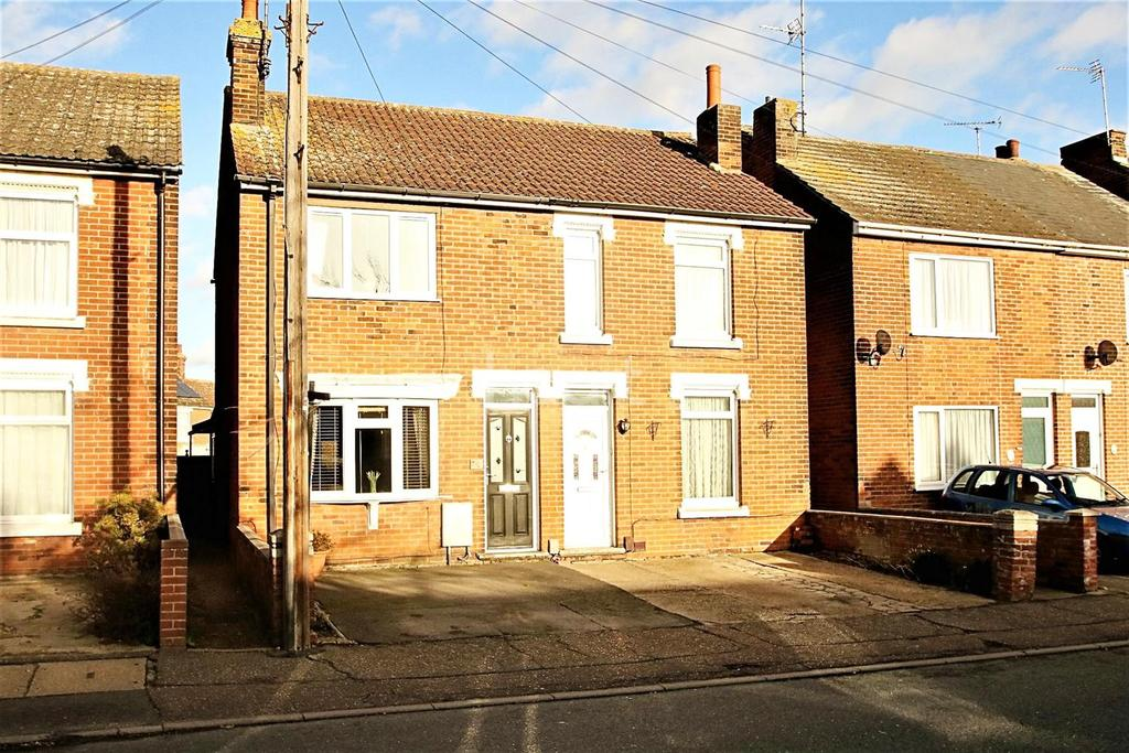 3 Bedrooms Semi Detached House for sale in Old heath road, Colchester