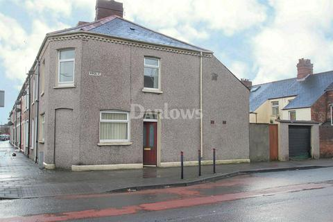 2 bedroom end of terrace house for sale - North Clive Street, Grangetown