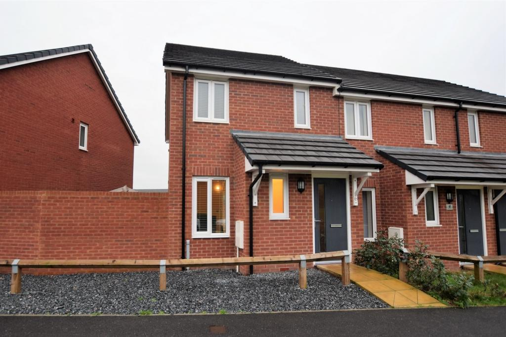 2 Bedrooms House for sale in Heritage Road, Exeter, EX1
