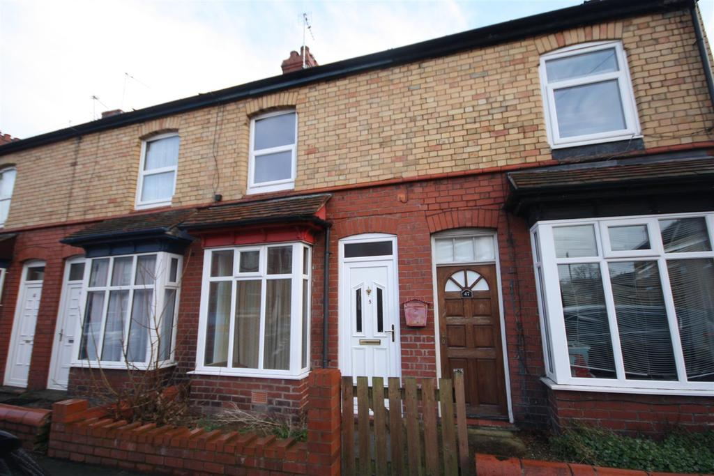 3 Bedrooms Terraced House for sale in York Street, Oswestry