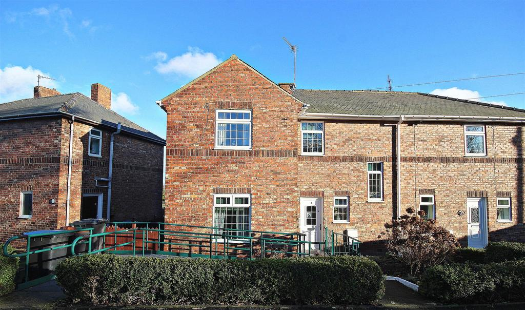 4 Bedrooms Semi Detached House for sale in Elm Crescent, Kimblesworth, Chester Le Street
