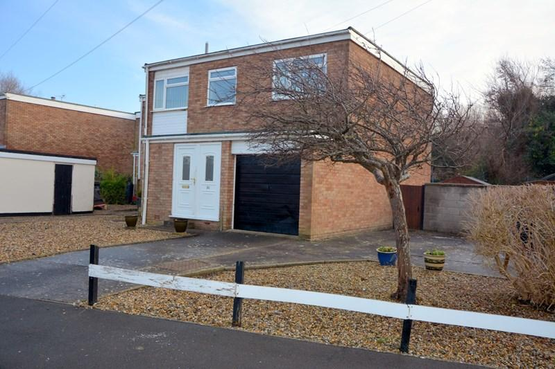 4 Bedrooms End Of Terrace House for sale in Maple Drive, Burnham-On-Sea