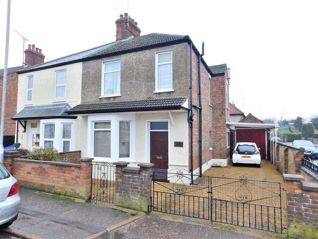 3 Bedrooms Semi Detached House for sale in Loke Road, King's Lynn