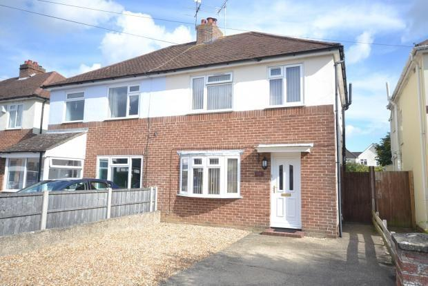 3 Bedrooms Semi Detached House for sale in Parklands Road, Chichester