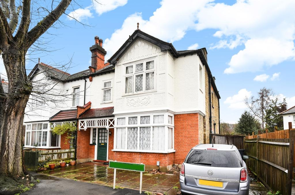 4 Bedrooms Semi Detached House for sale in Holligrave Road Bromley BR1