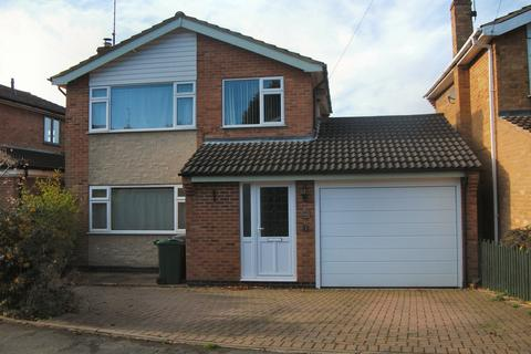 3 bedroom house to rent - Tiverton Road, Loughborough LE11