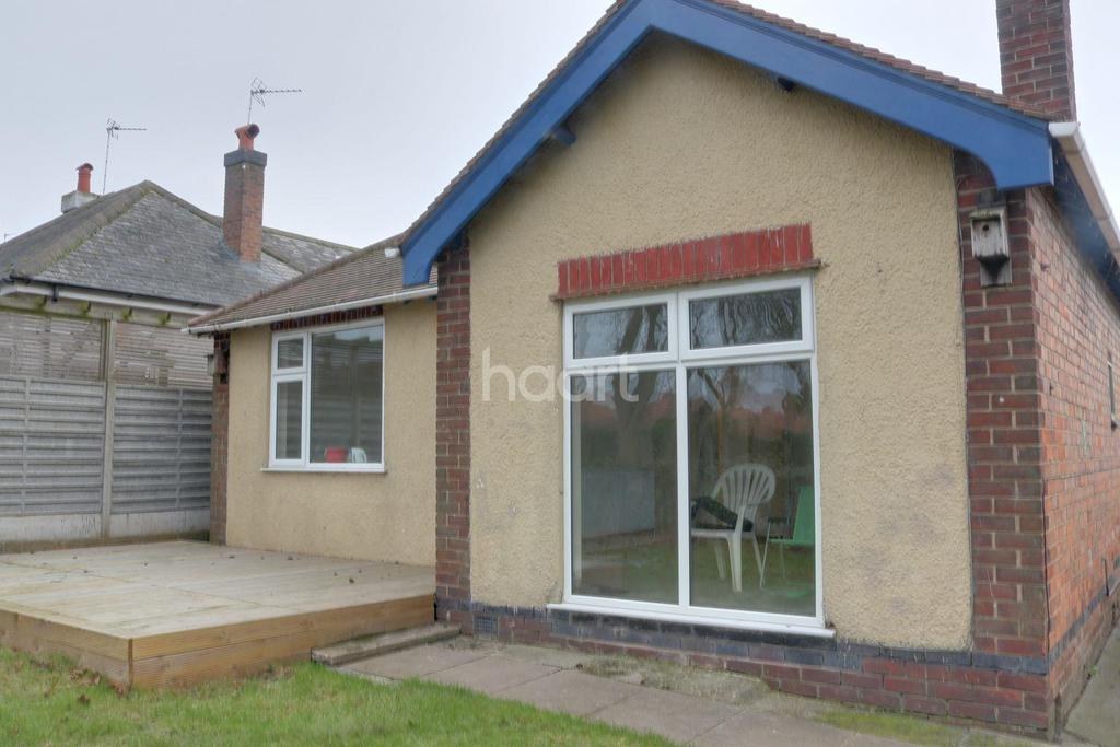 2 Bedrooms Bungalow for sale in Park Close, Shepshed