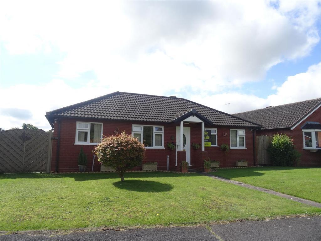 3 Bedrooms Detached Bungalow for sale in Barleyfields, Wem, Shropshire