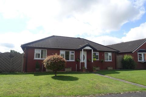 3 bedroom detached bungalow for sale - Barleyfields, Wem, Shropshire