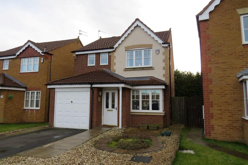 3 Bedrooms Detached House for sale in Parkside Court, Ashington