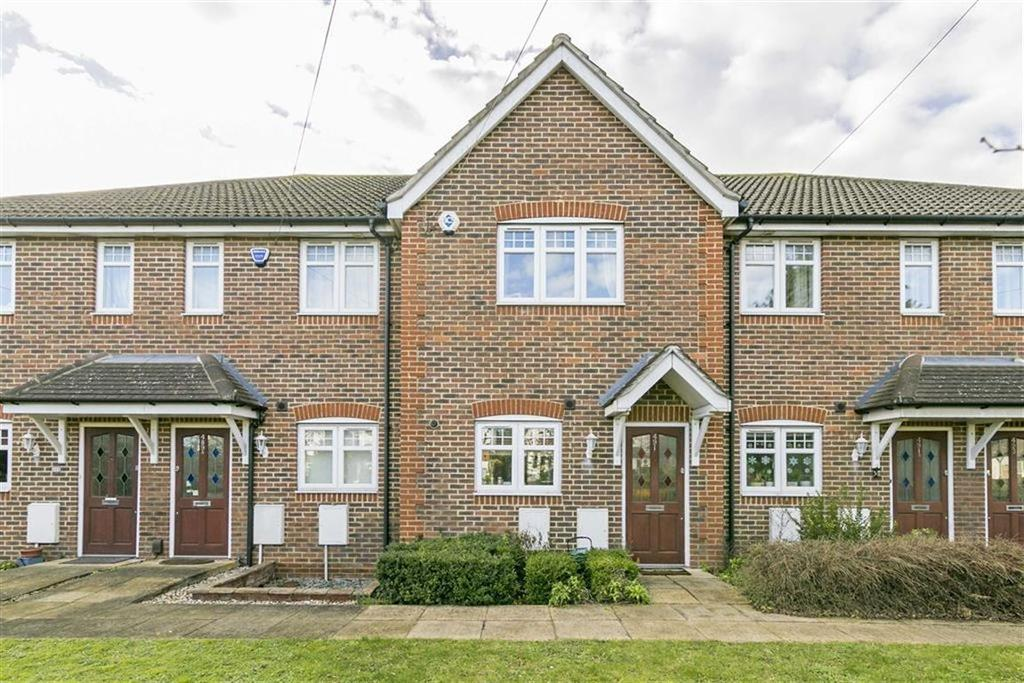 2 Bedrooms Terraced House for sale in Chessington Road, West Ewell, Surrey