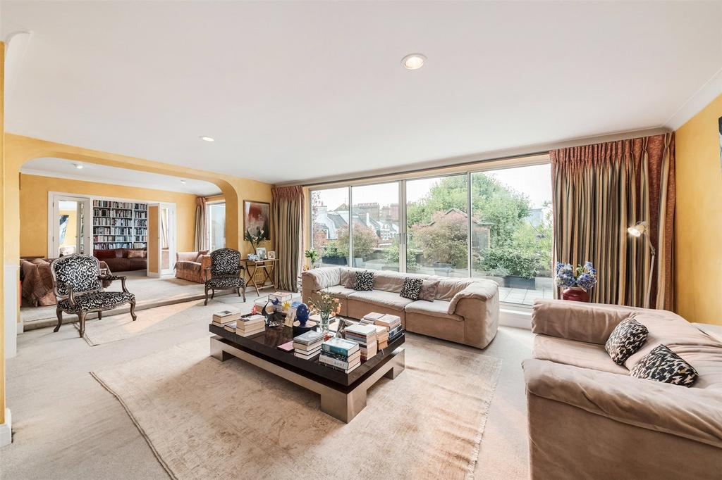 4 Bedrooms Flat for sale in Barkston Gardens, Earl's Court, London, SW5