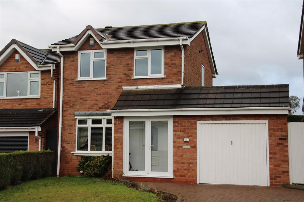 3 Bedrooms Detached House for sale in Cheviot, Wilnecote, Tamworth