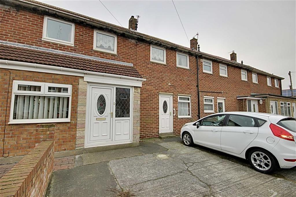 2 Bedrooms Terraced House for sale in Tanfield Gardens, South Shields, Tyne And Wear