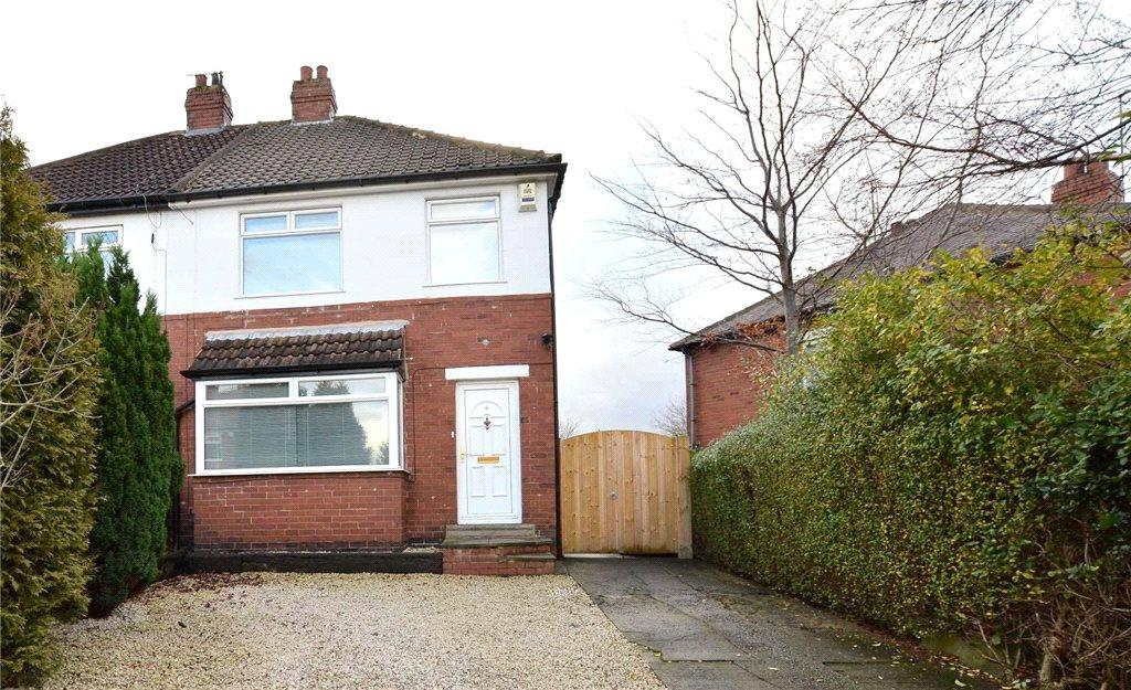 3 Bedrooms Semi Detached House for sale in Bramstan Gardens, Leeds, West Yorkshire