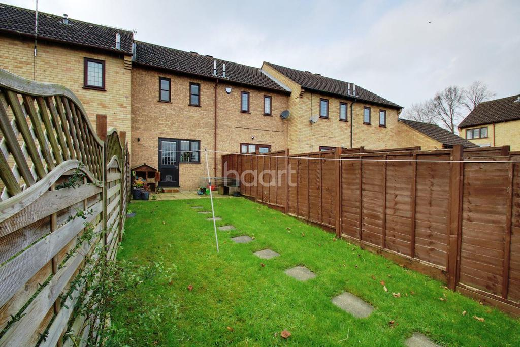 2 Bedrooms Terraced House for sale in Creasy Close, Abbots Langley