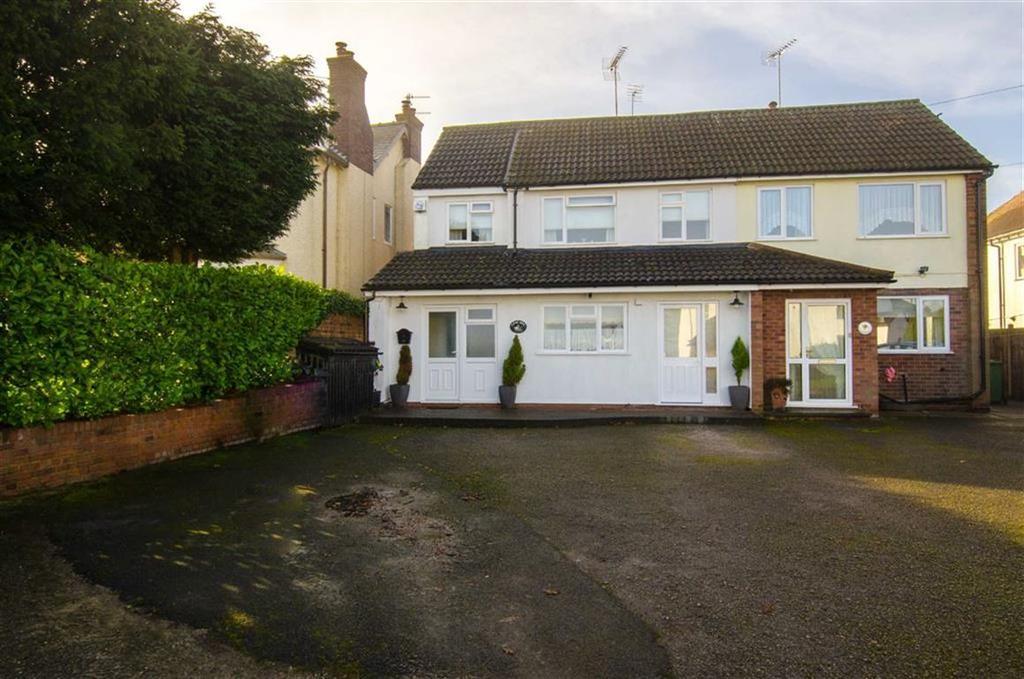 4 Bedrooms Semi Detached House for sale in Waresley Road, Kidderminster, DY11