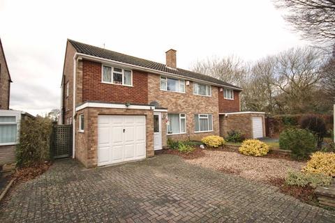 4 bedroom semi-detached house for sale - Robert Burns Avenue, Benhall, Cheltenham, GL51