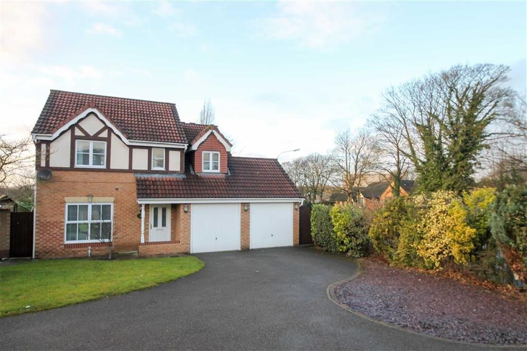 4 Bedrooms Detached House for sale in Burnside Way, Winnington