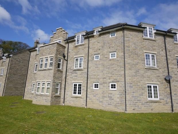 2 Bedrooms Apartment Flat for sale in Empire Court Bailiff Bridge Brighouse
