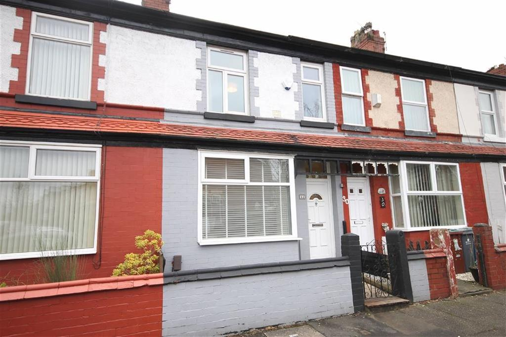 3 Bedrooms Terraced House for sale in Elmsworth Avenue, Levenshulme, Manchester