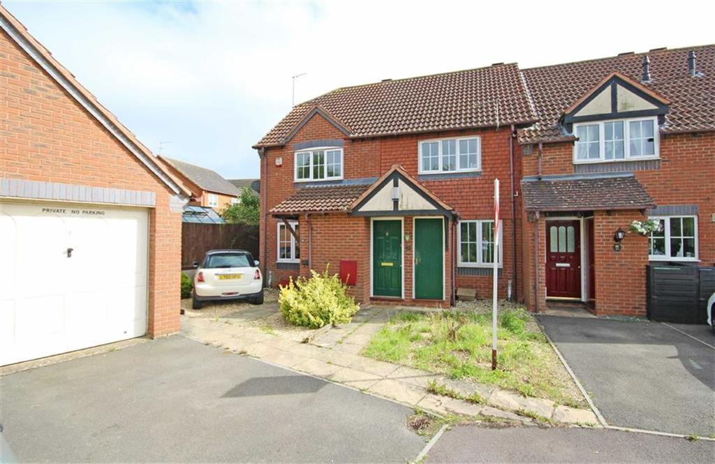 2 Bedrooms Terraced House for sale in Ashlea Meadow, Bishops Cleeve, Cheltenham, GL52