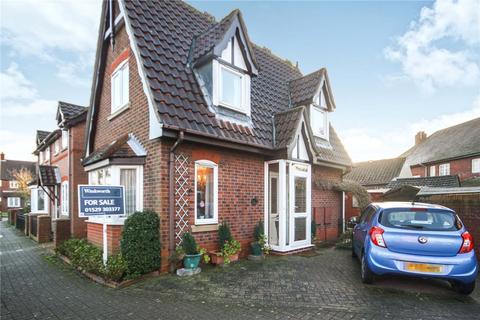 2 bedroom semi-detached house for sale - Royal Oak Court, Heckington, Sleaford, Lincolnshire, NG34