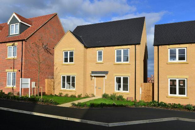 4 Bedrooms Detached House for sale in Longford Park, Bodicote