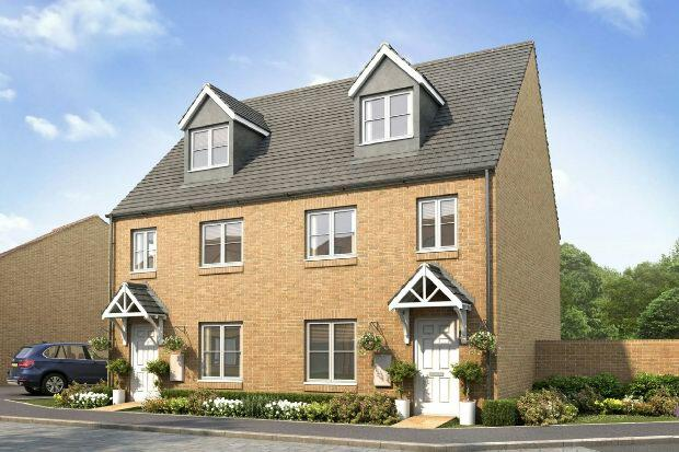 3 Bedrooms Semi Detached House for sale in Longford Park, Bodicote