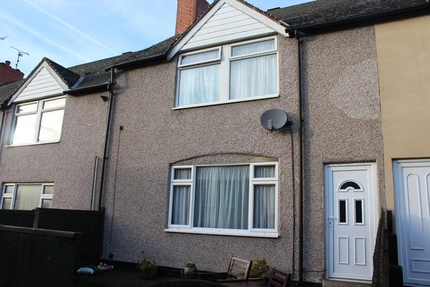 3 Bedrooms Terraced House for sale in Second Avenue, Forest Town, Mansfield, NG19