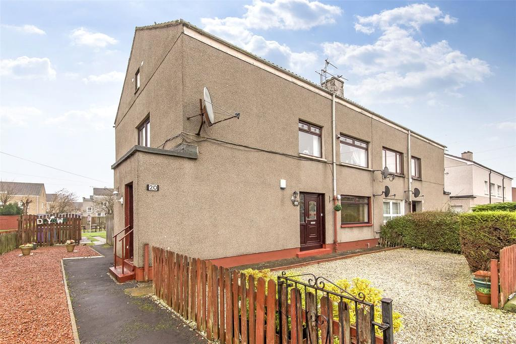 2 Bedrooms Flat for sale in 20 Barshaw Road, Penilee, Glasgow, G52
