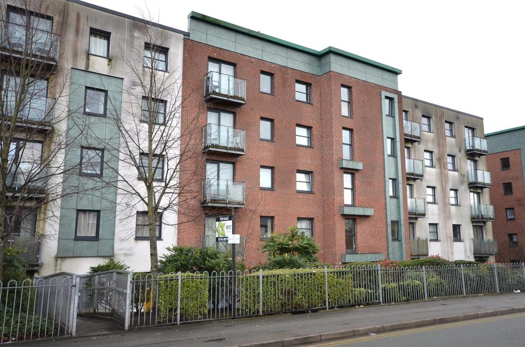 2 Bedrooms Flat for sale in Lower Hall Street, St. Helens