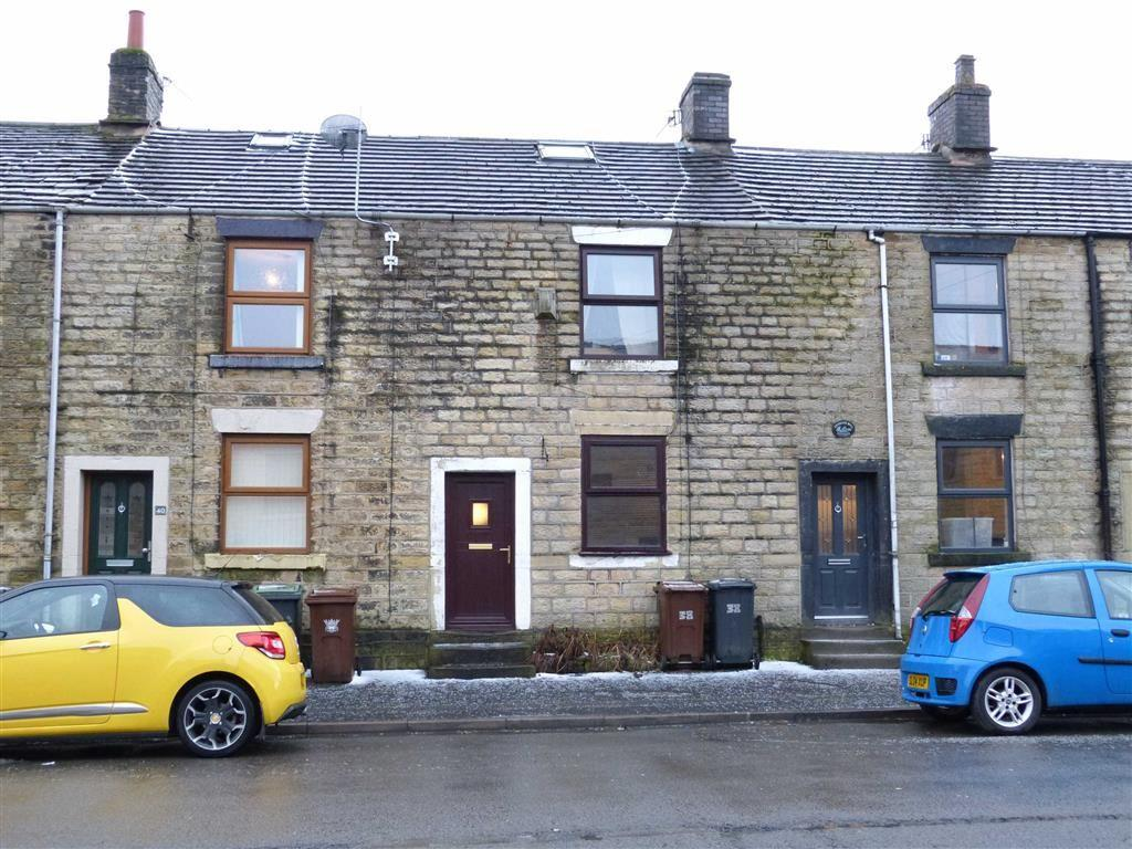 2 Bedrooms Terraced House for sale in Bankbottom, Glossop, Glossop
