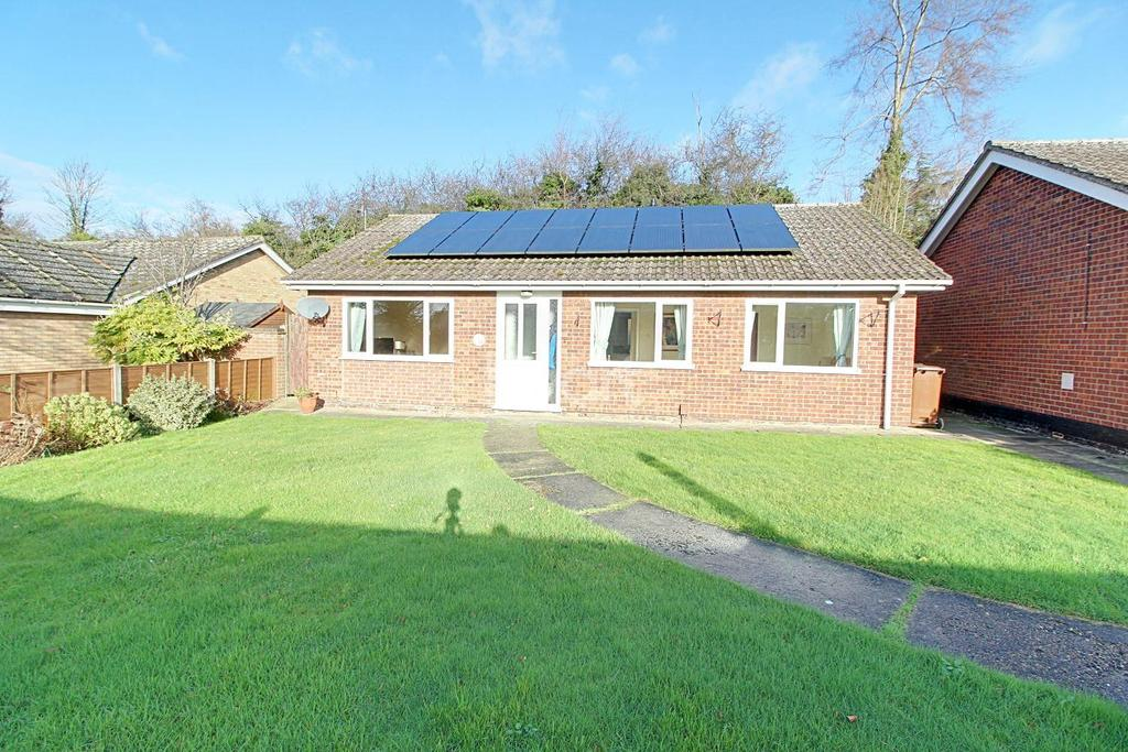 3 Bedrooms Bungalow for sale in Chartwell Court, Sprowston