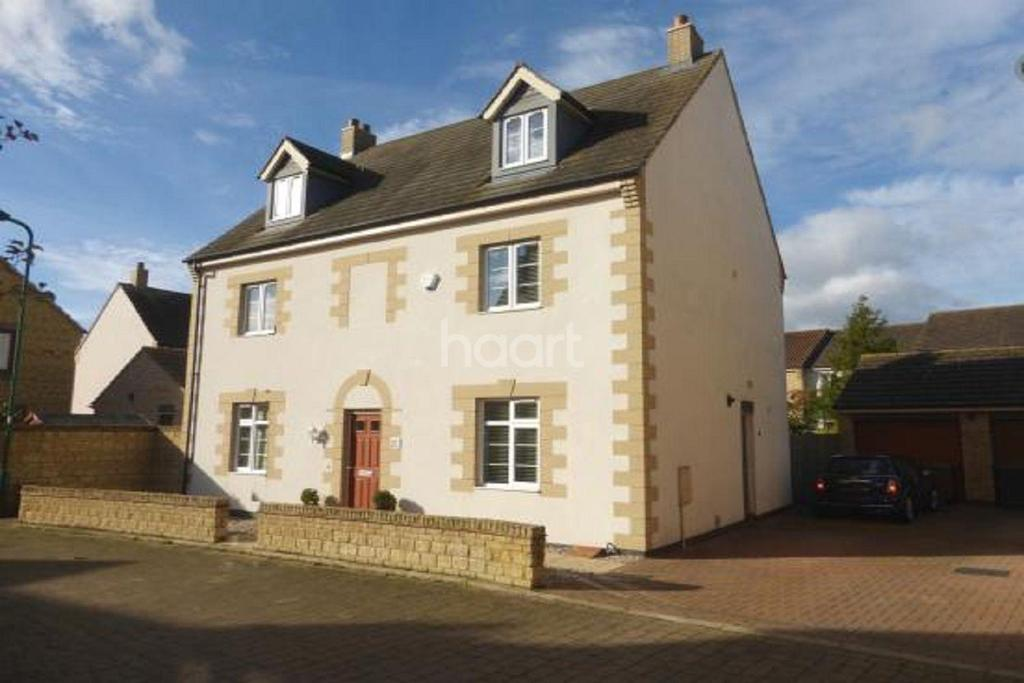 6 Bedrooms Detached House for sale in Normangate, Ailsworth, Peterborough