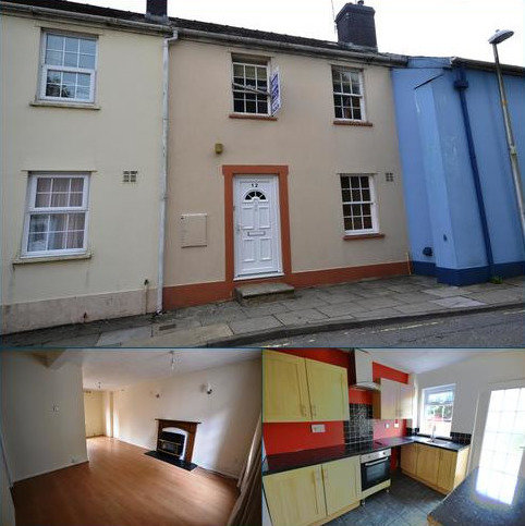 2 bedroom terraced house to rent - Haverfordwest