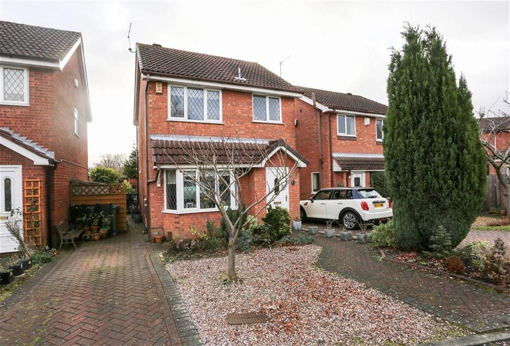 2 Bedrooms Detached House for sale in Dame Hollow, Heald Green, Stockport