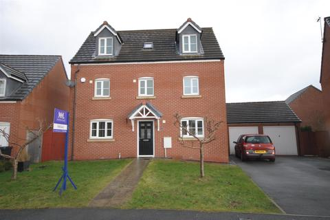 5 bedroom detached house for sale - Chatsworth Fold, Ince, Wigan