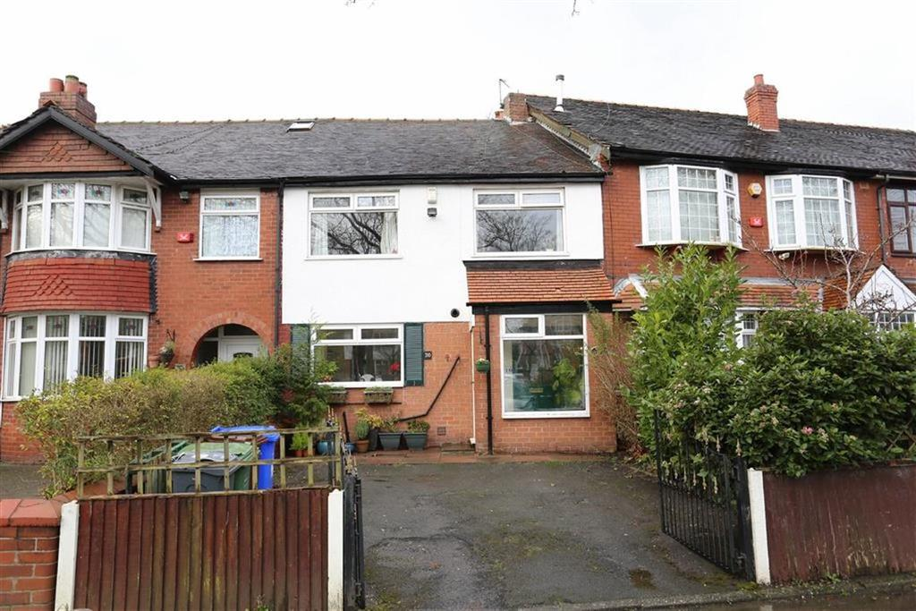 3 Bedrooms Terraced House for sale in Errwood Road, Burnage, Manchester