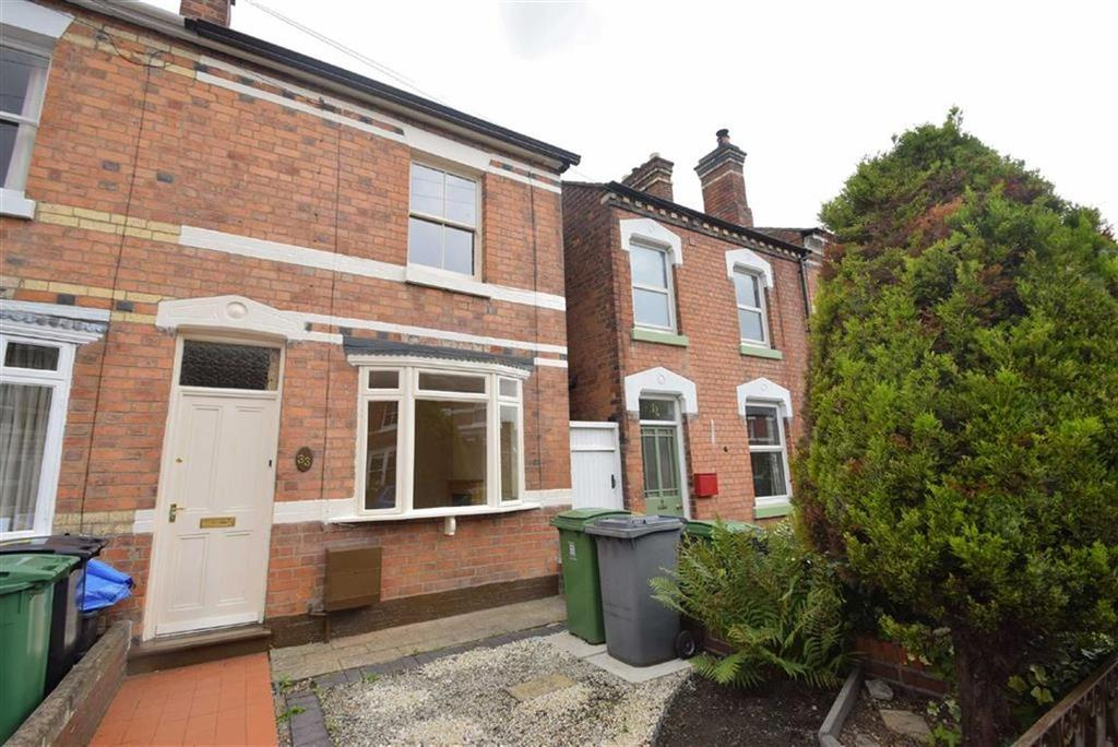 2 Bedrooms End Of Terrace House for sale in Cleveland Street, Cherry Orchard, Shrewsbury