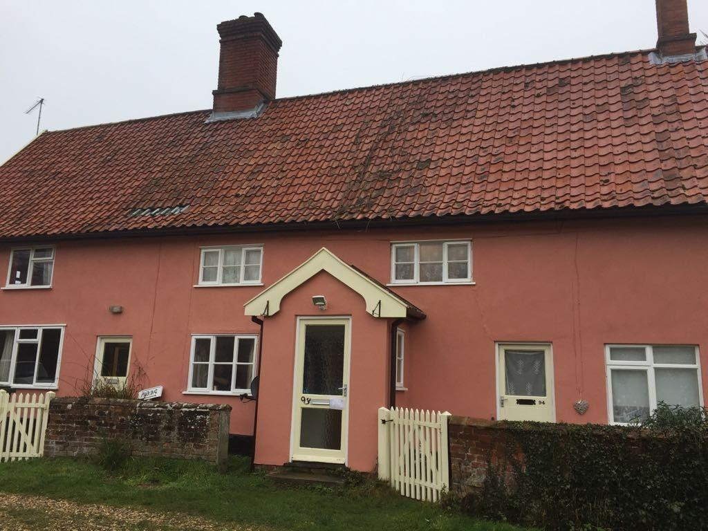 2 Bedrooms Cottage House for rent in School Cottages, Helmingham, Stowmarket, IP14