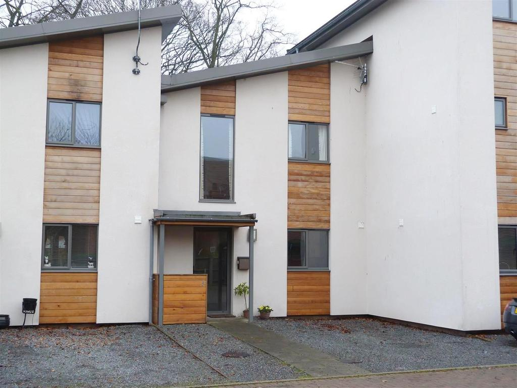 2 Bedrooms House for sale in Merton Court, Canal Road, Hereford, HR1