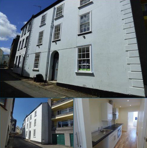 1 bedroom flat to rent - Clarence Street, Dartmouth