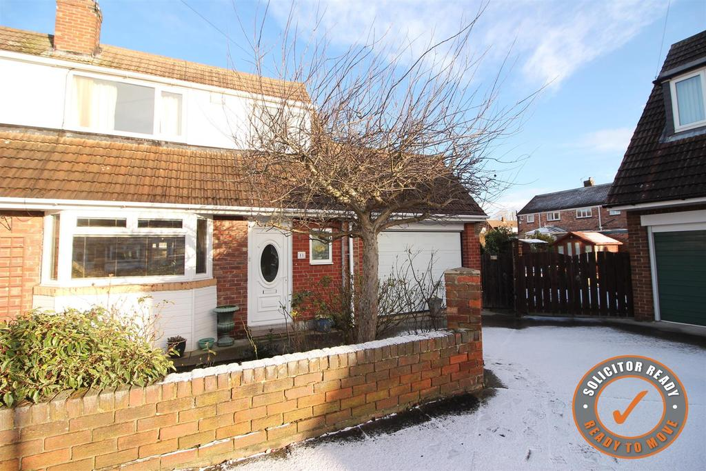 3 Bedrooms House for sale in Pentland Grove, Newcastle Upon Tyne