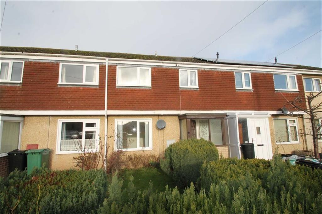 2 Bedrooms Terraced House for sale in Mynd View, Craven Arms