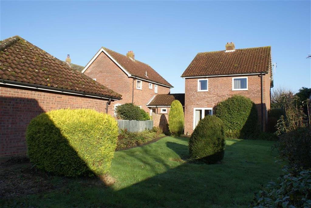 3 Bedrooms Link Detached House for sale in Tudor Court, Occold, Suffolk