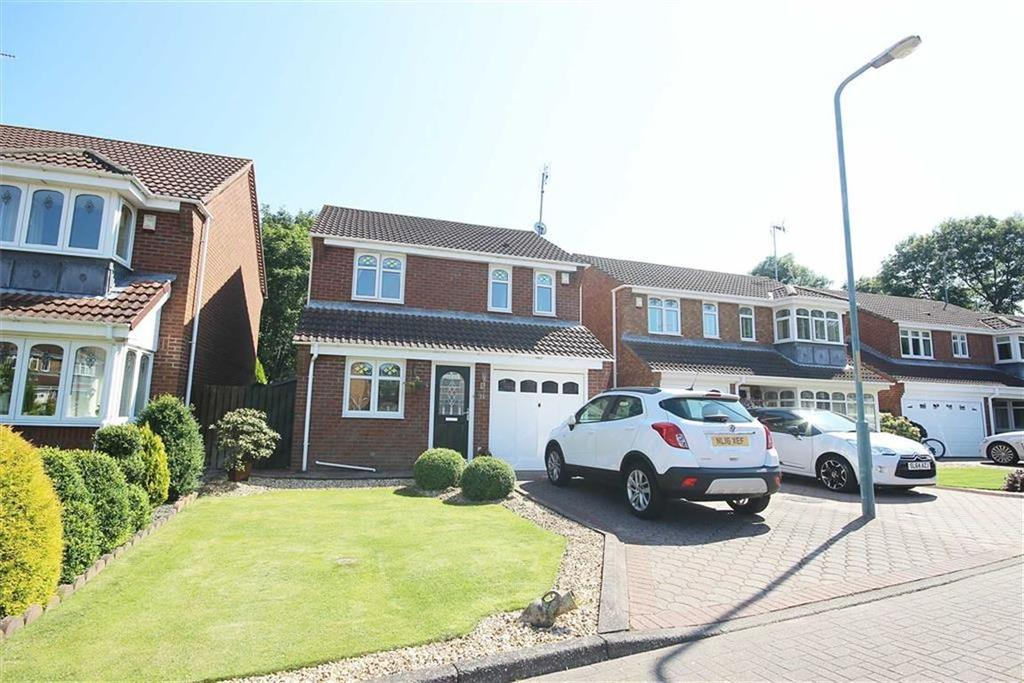 3 Bedrooms Detached House for sale in Mill Dene View, Jarrow, Tyne And Wear