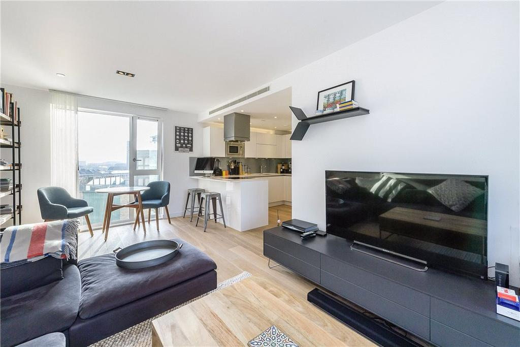 2 Bedrooms Flat for sale in Avantgarde Tower, 1 Avantgarde Place, Shoreditch, London, E1