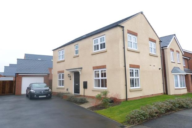 3 Bedrooms Detached House for sale in Blackfriars Road, Syston, Leicester, LE7